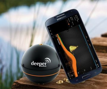 Deeper Smart Portable Fish Finder