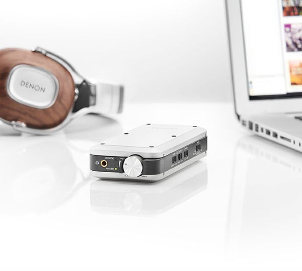 Denon Portable Headphone Amp
