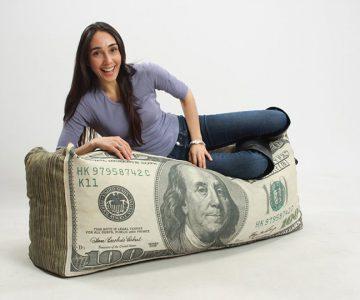 Dollar Bean Bag
