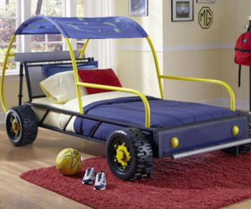 Dune Buggy Car Bed