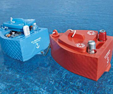 Floating Super Softie Beverage Cooler