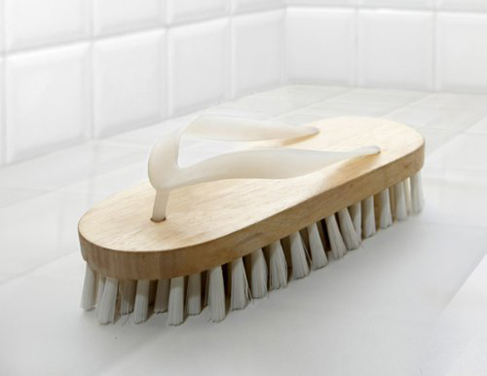 Bath Foot Brush