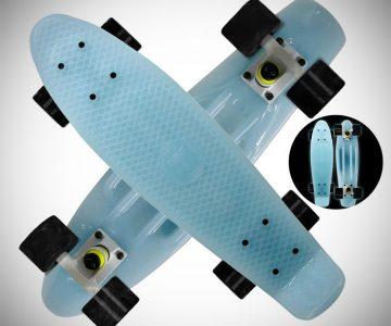 Glow in the Dark Skateboard