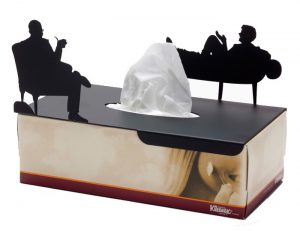 In Treatment Tissue Box Cover