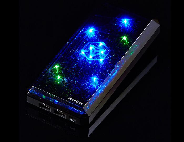 Ingress Power Cube Battery Pack