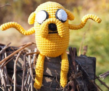 Jake the Dog Toy