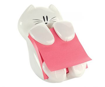 Kitty Note Dispenser
