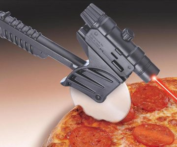 Laser Pizza Cutter