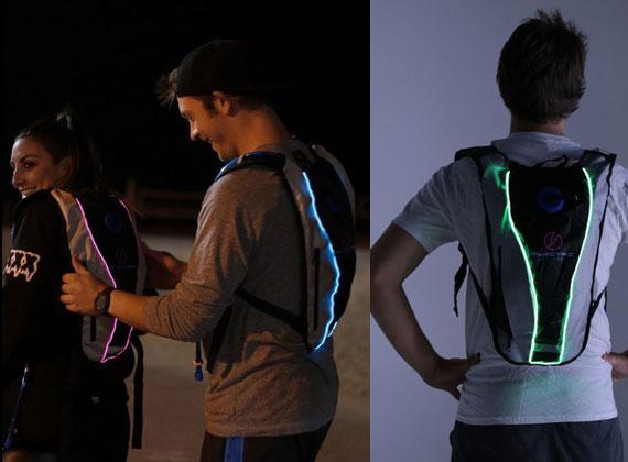 Light Up Hydration Pack