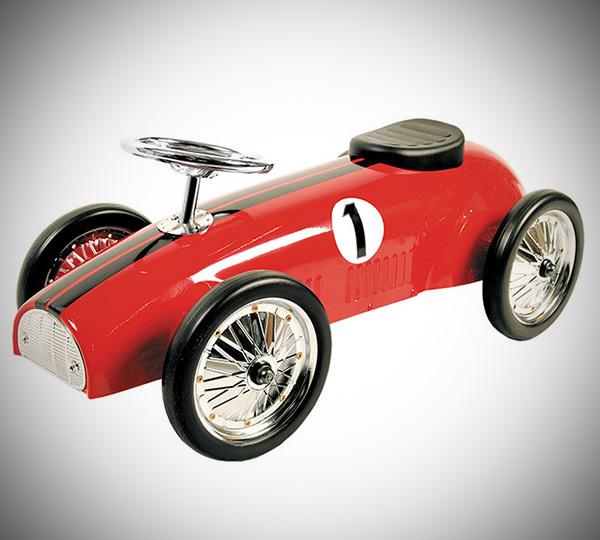 Mario Retro Roller Formula 1 car