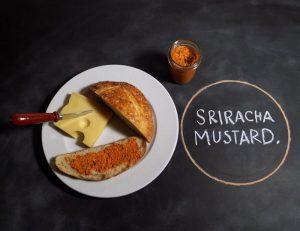 Spicy Sriracha Mustard