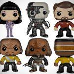 Star Trek Vinyl Pop Figures TNG