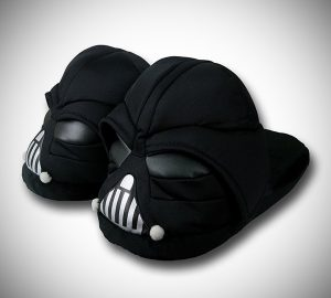 Star Wars Darth Vader 3D Slippers