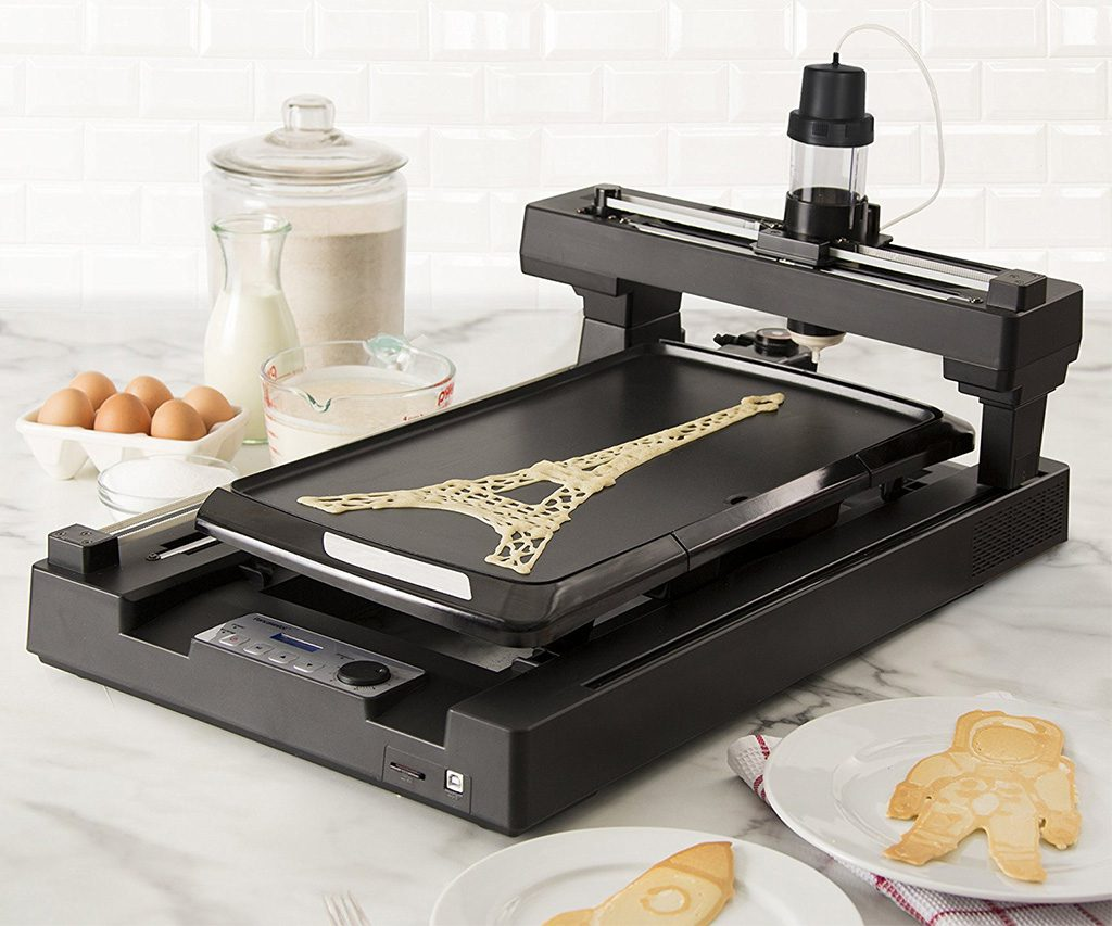The PancakeBot Pancake Printer