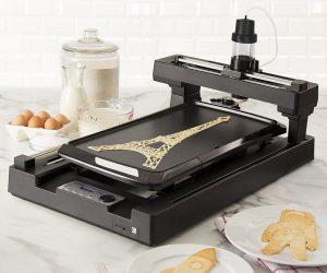The PancakeBot Pancake Printer
