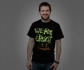 We are Groot Glow in the Dark Tshirt