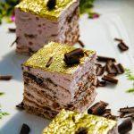 Edible 24K Gold Strawberry Champagne Marshmallows