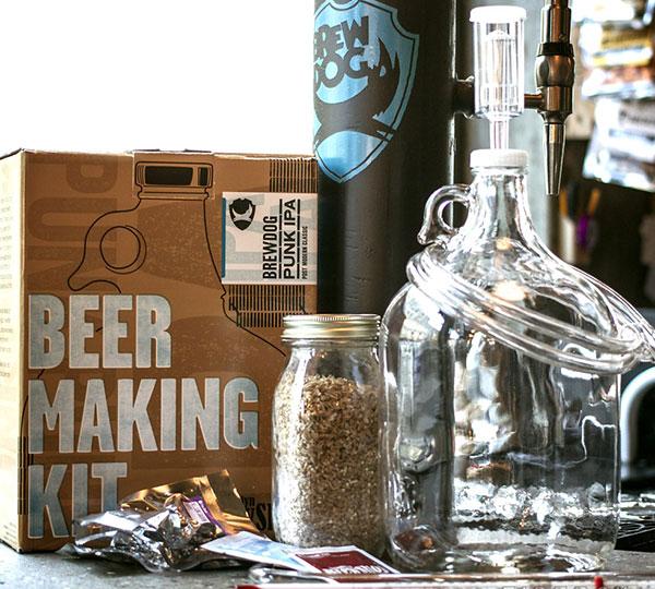 Brewdog Beer Making Kit