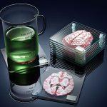 Cerebral Brain Coasters