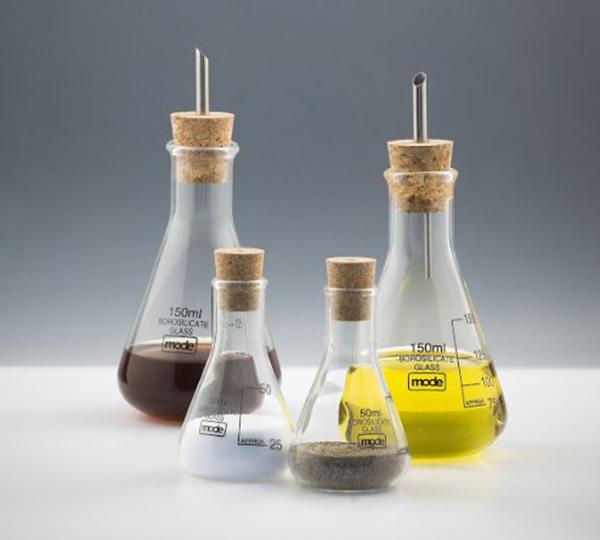 Chemistry Oil and Vinegar Set