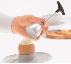 Egg Cracker Topper