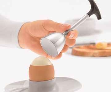 Egg Cracker Topper