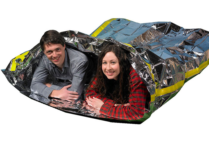 Emergency Thermal Sleeping Bag