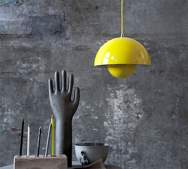 Flowerpot Pendant Lamp