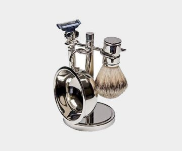 Harry D Koenig Four Piece Shave Set