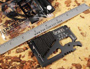 Kommando Rescue Credit Card Pocket Tool