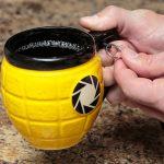 Lemon Grenade Mug