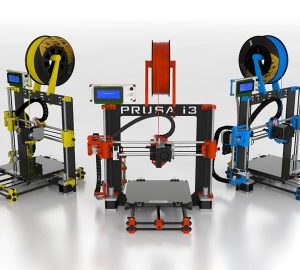 Prusa i3 Hephestos 3D Printer