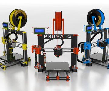 Prusa i3 Hephestos 3D Printer