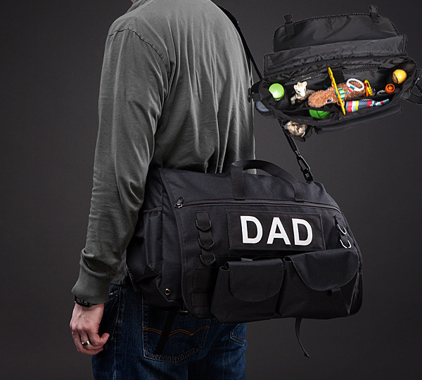Tactical Diaper Bag For Every Day Childcare