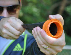 The Pocket Shot Slingshot