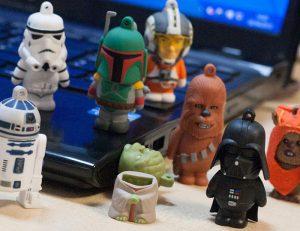 Tribe Star Wars Heros USB Flash Drive