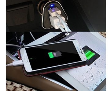 Universal Multi Usb Car Charger