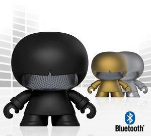 Xoopar Boy Portable Bluetooth Speaker