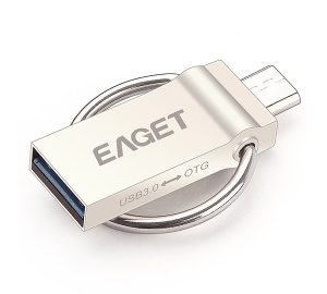 64GB On The Go Intelligent Flash Drive