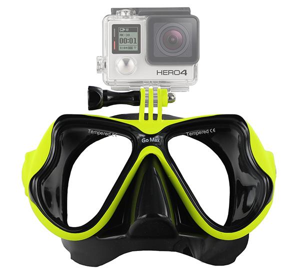 GoPro Dive Scuba Diving Mask