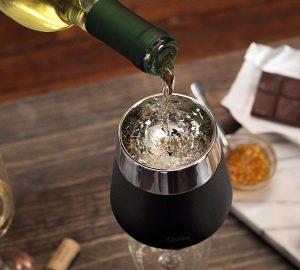 Icecap Wine Chiller and Aerator