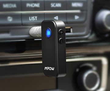 Portable Audio Music Streaming Receiver
