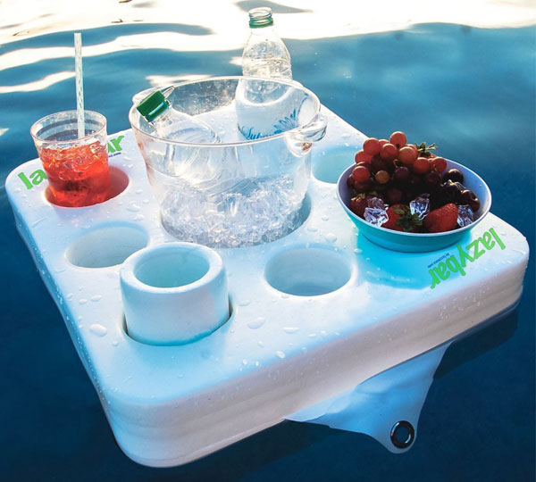 Floating Ultra Lazy Bar Tray