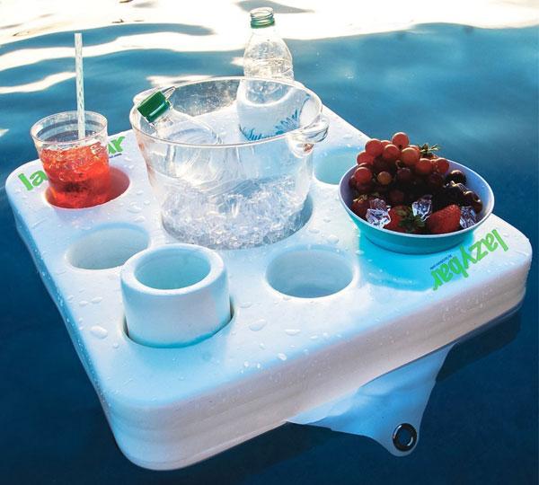 Floating Ultra Lazy Bar Tray