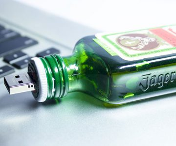 Jagermeister USB Flash Drive