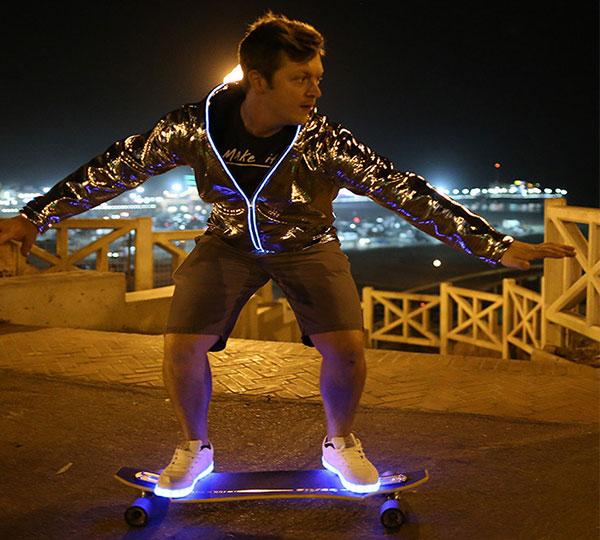 Light Up LED Shoes