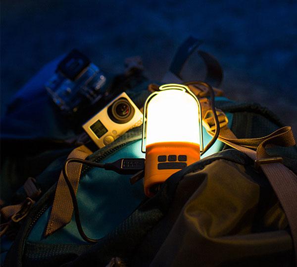 NanoGrid Portable Lighting Solution