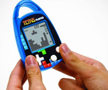 Tetris Nano Carabiner