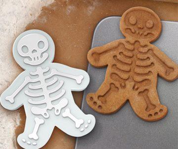 Gingerdead Men Cookie Cutter Stamper