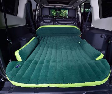 Inflatable Car Air Bed Mattress